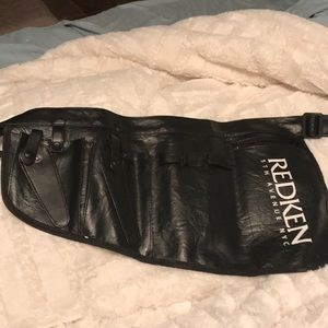 REDKEN HairStylists tool Scissor belt Black
